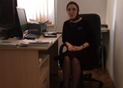 <p><strong>Экономист &nbsp;Гитинкова Патимат Гитинковна</strong></p>